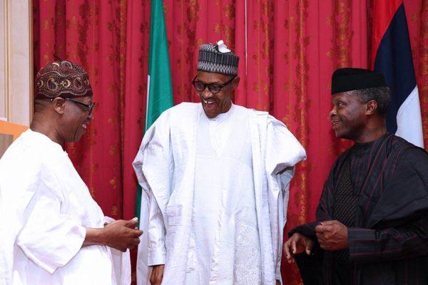 President Buhari Eid al Fitr Celebration5
