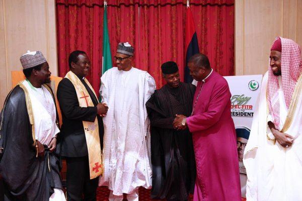 President Buhari Eid al Fitr Celebration6