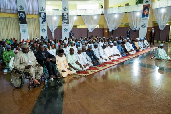 President Buhari Hosts IDPs4