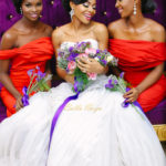 Queen Beauty Lounge__Bridesmaids & Bride