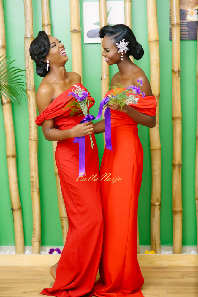 Queen Beauty Lounge__The Bridesmaids