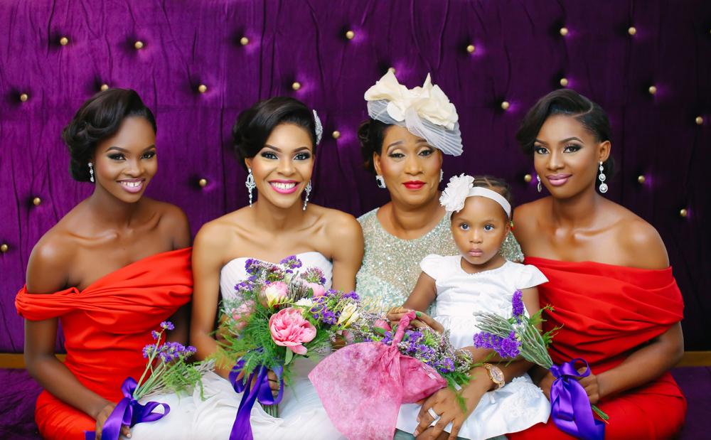 Queen Beauty Lounge__Women of The Wedding
