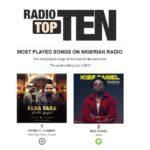 Radio Top Ten 1