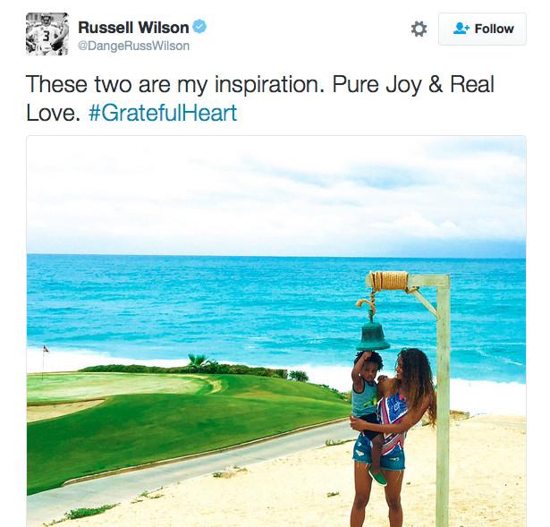 Russell Wilson_Ciara_Twitter_July_BellaNaija_2016_ 1