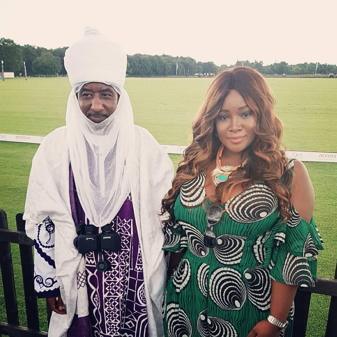 Sanusi Lamido and Tolu Oniru-Demuren