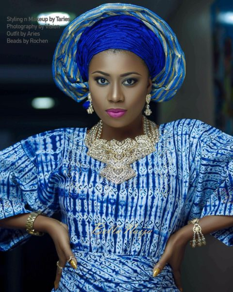 Selly Galley_Yoruba Attire_Visions Photography_Taries Beauty Lounge_Beauty 1