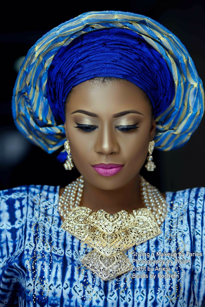 Selly Galley_Yoruba Attire_Visions Photography_Taries Beauty Lounge_Beauty 2