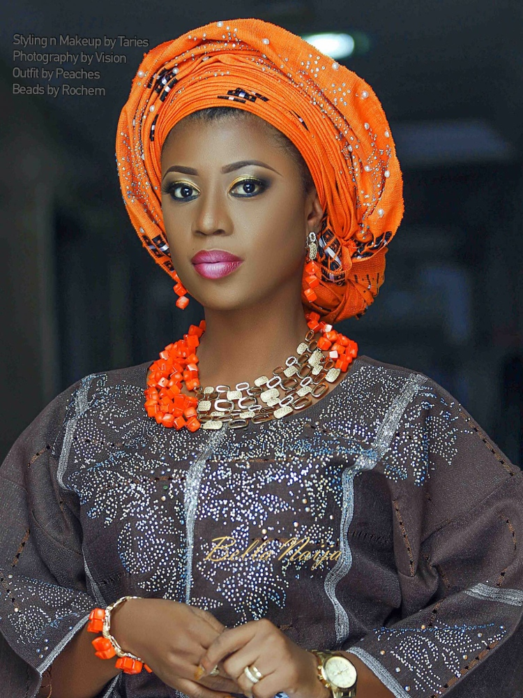 Selly Galley_Yoruba Attire_Visions Photography_Taries Beauty Lounge_Beauty 4