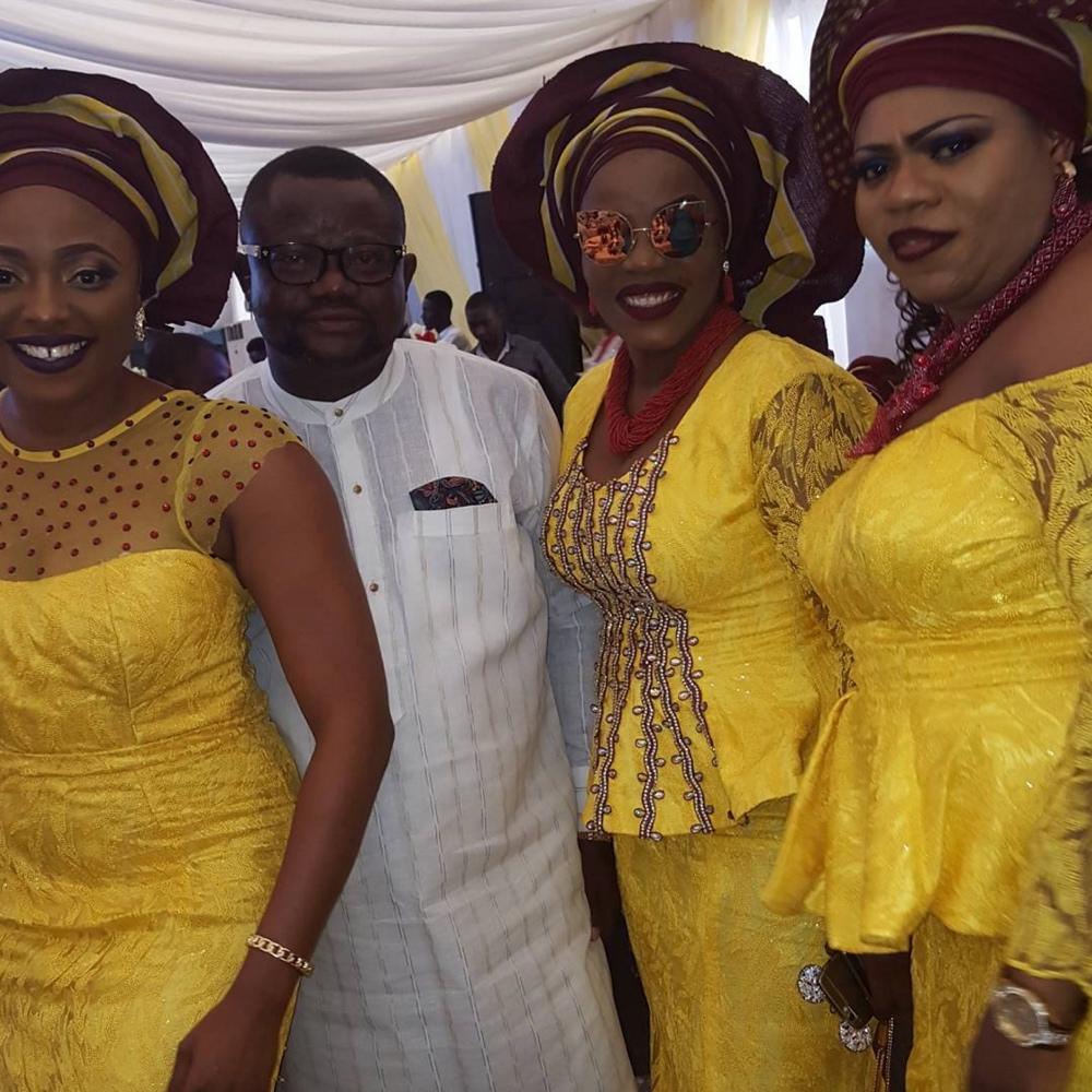 Seun Akindele and Toun Wedding in Lagos_6