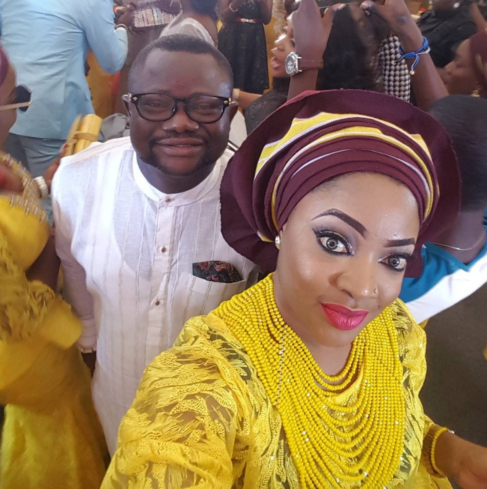 Seun Akindele and Toun Wedding in Lagos__1