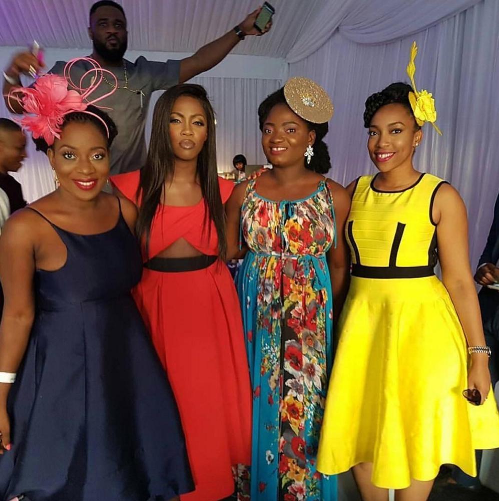 Sisi Yemmie, Tiwa Savage, Eki Ogunbor, Olori Supergal_Durban July 2016_05