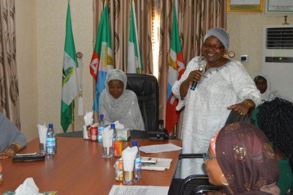 Sokoto Medical Women Association Visit First Lady Mariya Tambuwal-July-2016-BELLANAIJA0001