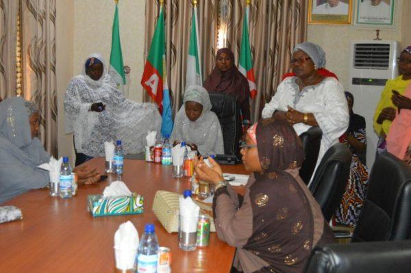 Sokoto Medical Women Association Visit First Lady Mariya Tambuwal-July-2016-BELLANAIJA0003