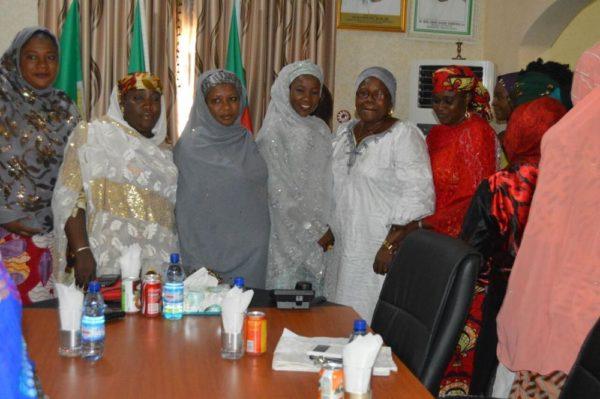 Sokoto Medical Women Association Visit First Lady Mariya Tambuwal-July-2016-BELLANAIJA0005