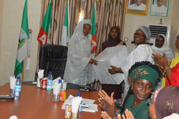 Sokoto Medical Women Association Visit First Lady Mariya Tambuwal-July-2016-BELLANAIJA0006