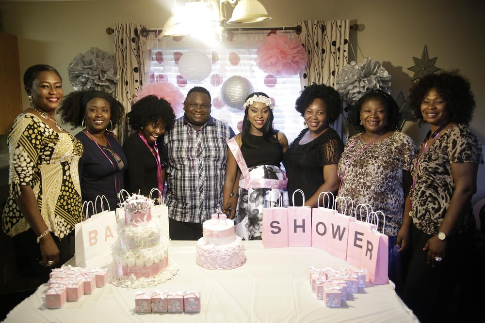 Solo Lange and wife baby shower (13)