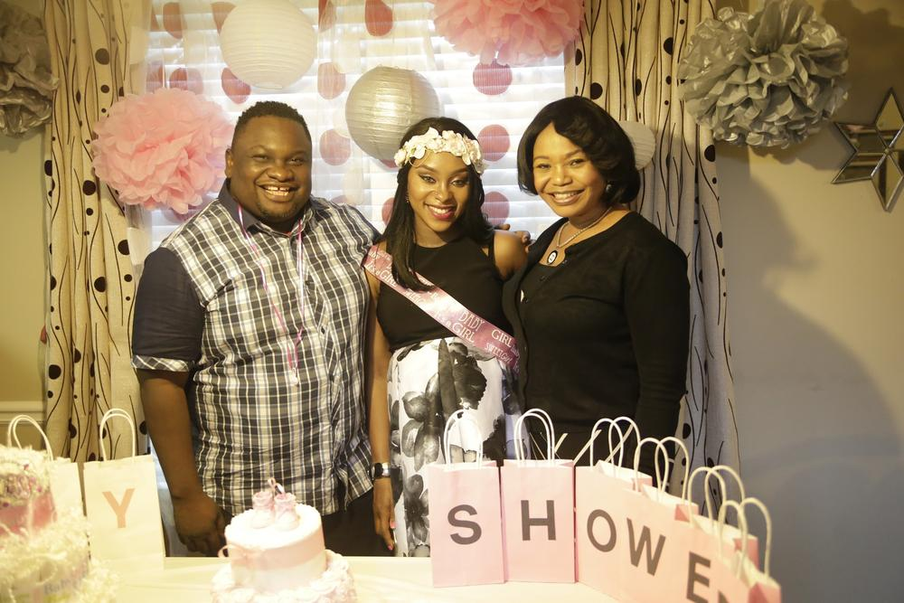Solo Lange and wife baby shower (16)