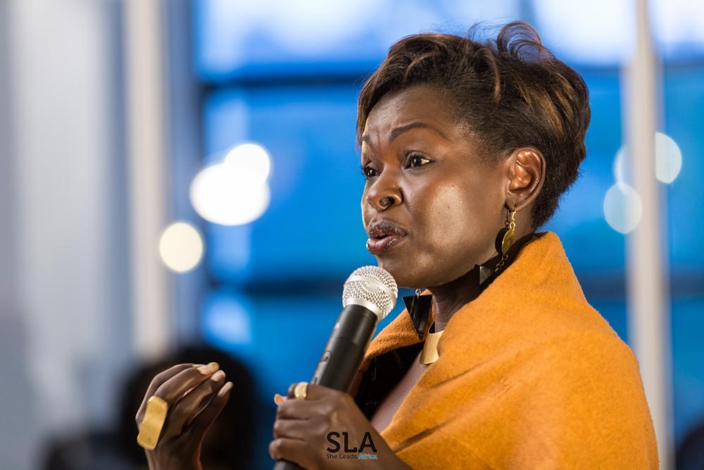 Speaker Eunice Nyala, Founder, Etiquette Xllent
