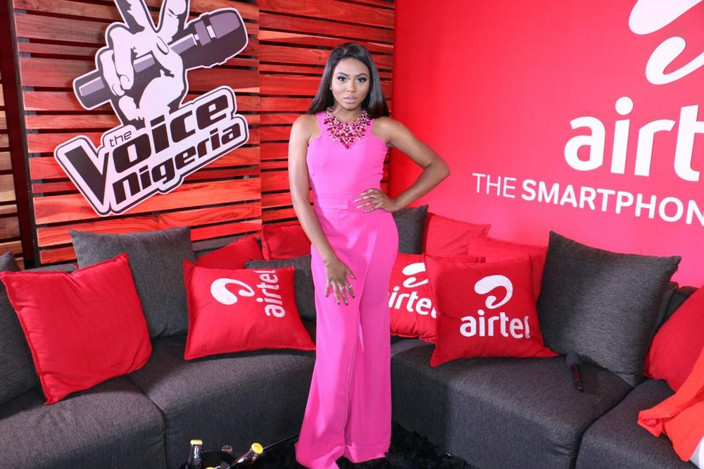 Stephanie coker the voice nigeria 3