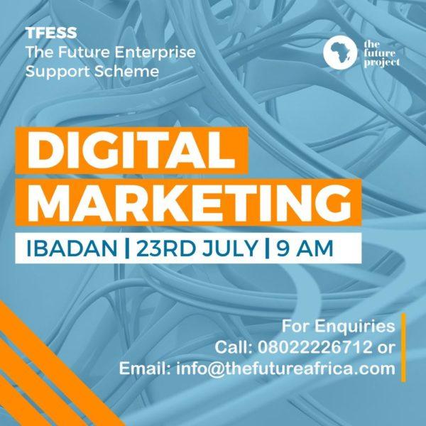 TFESS Digtal Marketing Ibadan