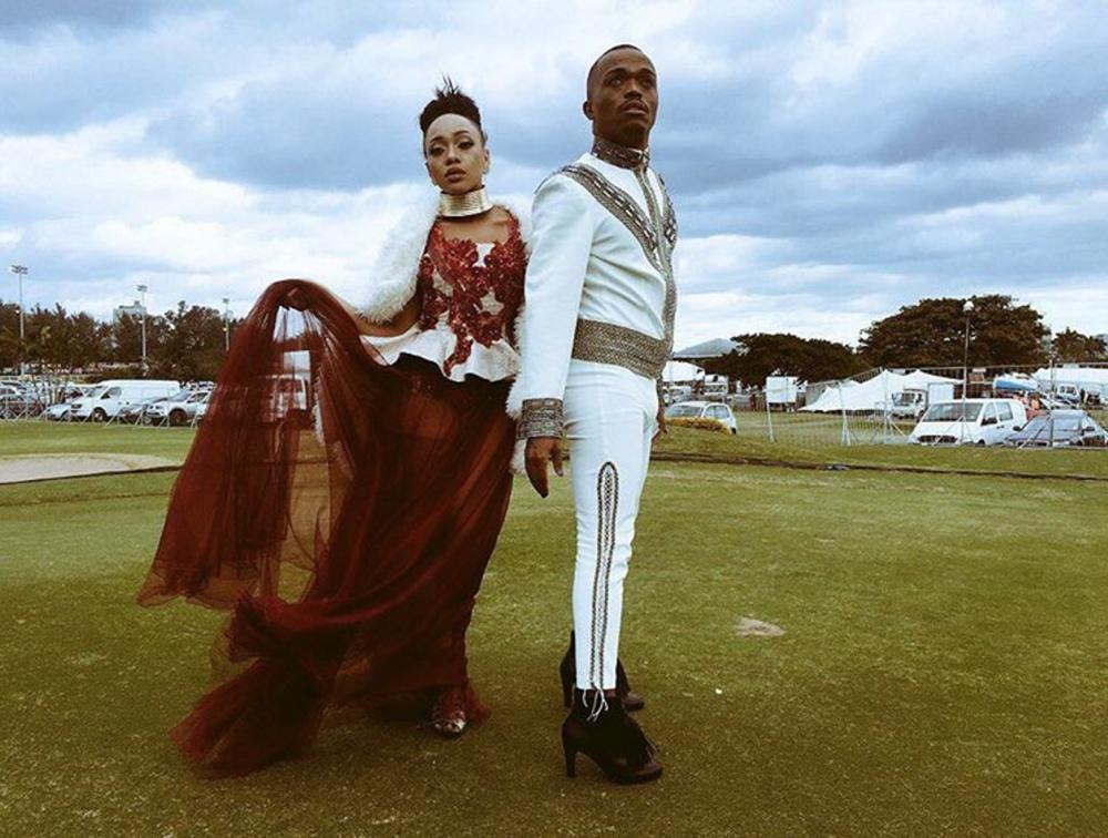 DURBAN JULY 2018 Top Celebrity Fashion Vodacom #VDJ (Zodwa ...