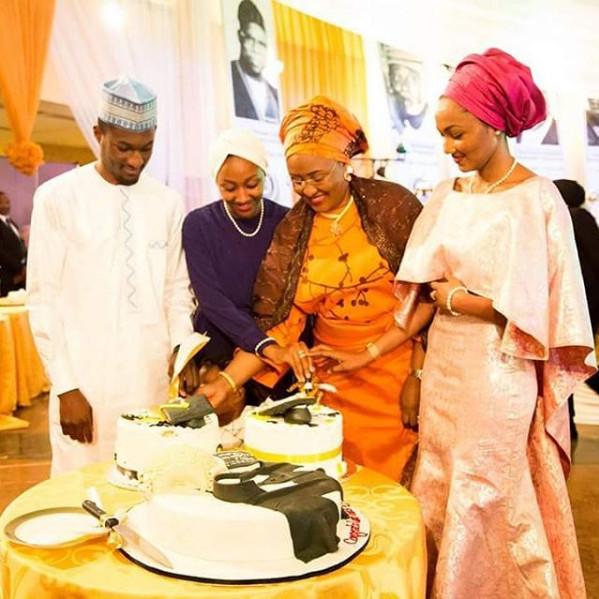 The Buharis Graduation Dinner11
