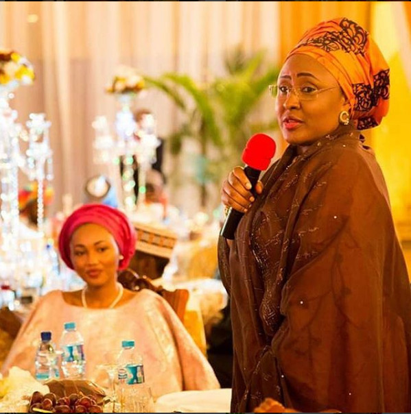 The Buharis Graduation Dinner17