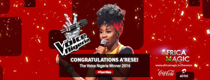 The Voice Nigeria Winner