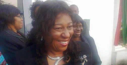 Theresa Uzoamaka Uzokwe