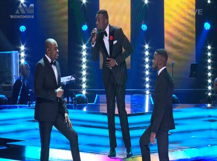 Timi Dakolo The Voice Nigeria Finale