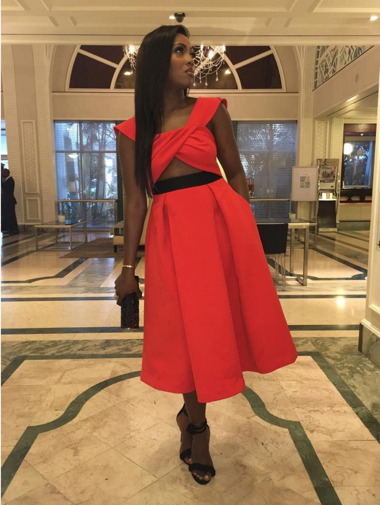 Tiwa Savage_Durban July 2016_2