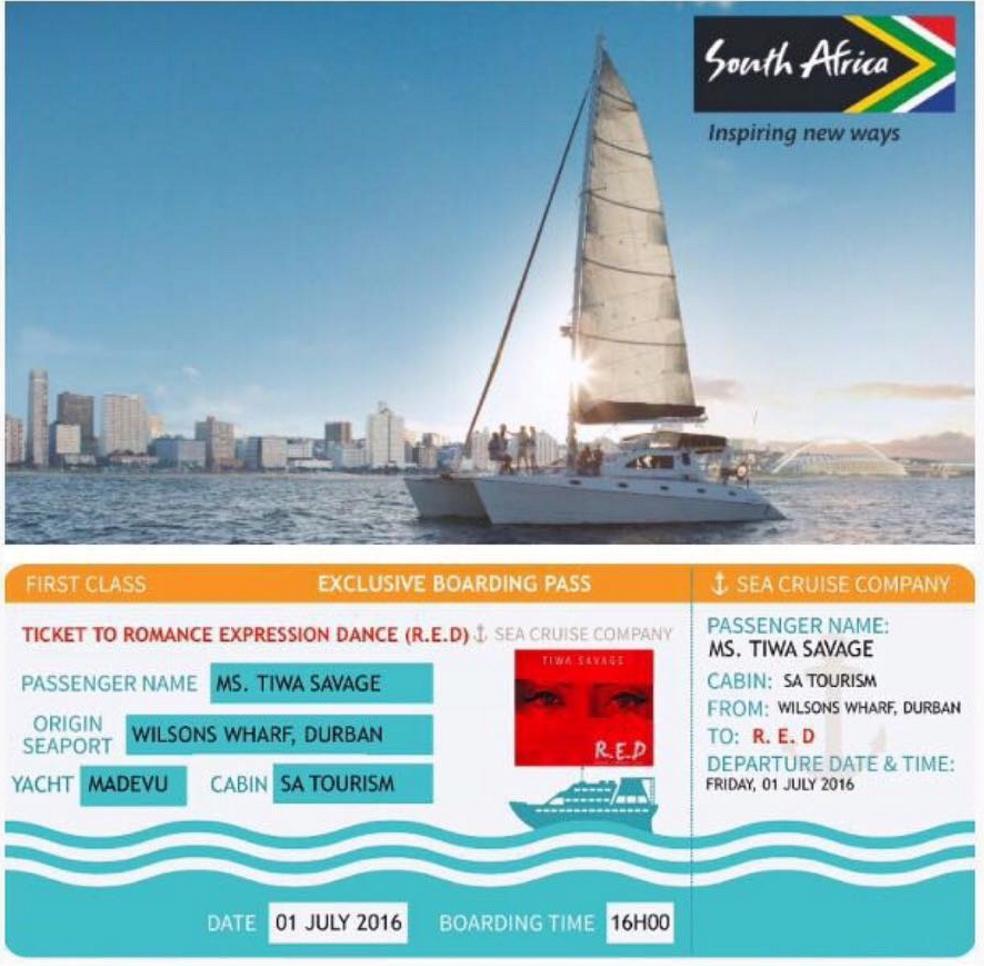 Tiwa Savage_Durban_July 2016 2