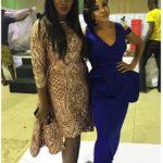 Tiwa Savage & Toke Makinwa