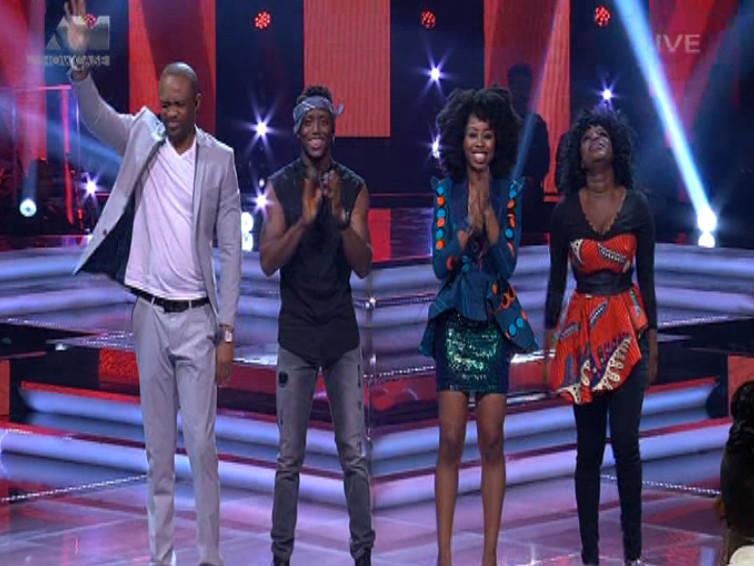 Top 4 The Voice Nigeria