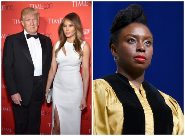 "Melania, again - Read Chimamanda Ngozi Adichie's Short Story ""Janelle Asked to the Bedroom"" for the New York Times Style Magazine - BellaNaija"