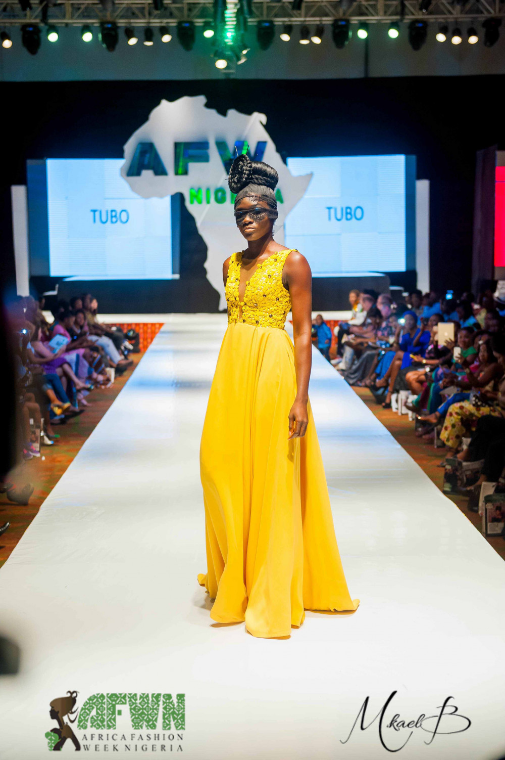 2016 Africa Fashion Week Nigeria Tubo Bellanaija