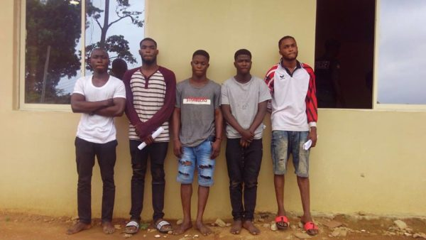 Undergrad Students N16m Fraud