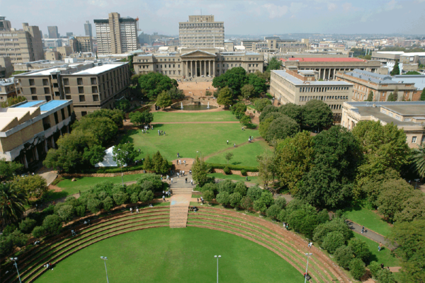 University of Witwatersand, Johannessburg