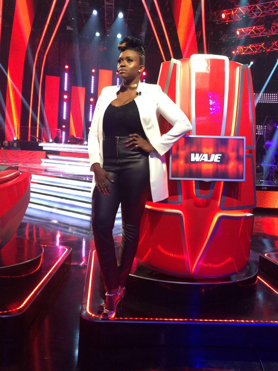 Waje - BN Style - The Voice Nigeria Finale - BellaNaija.com - 01