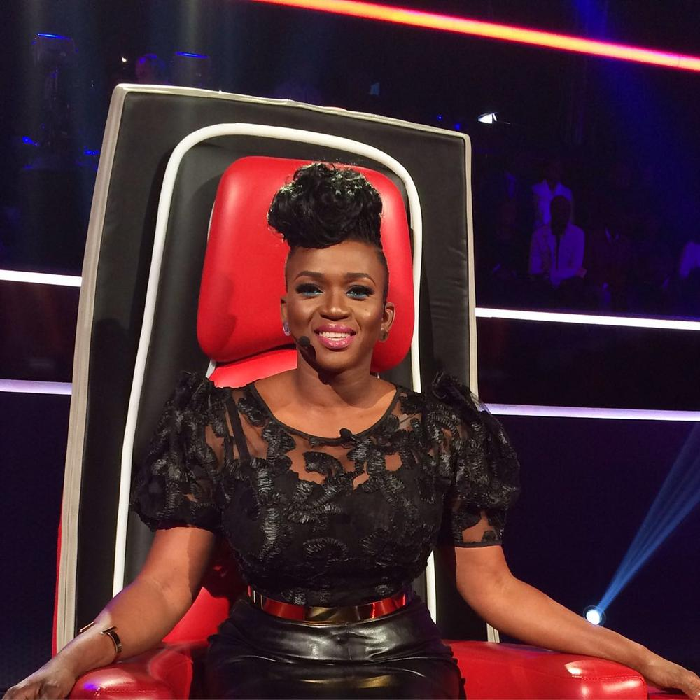 Waje - The Voice Nigeria - BN Style - 01