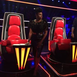 Waje - The Voice Nigeria - BN Style - 02