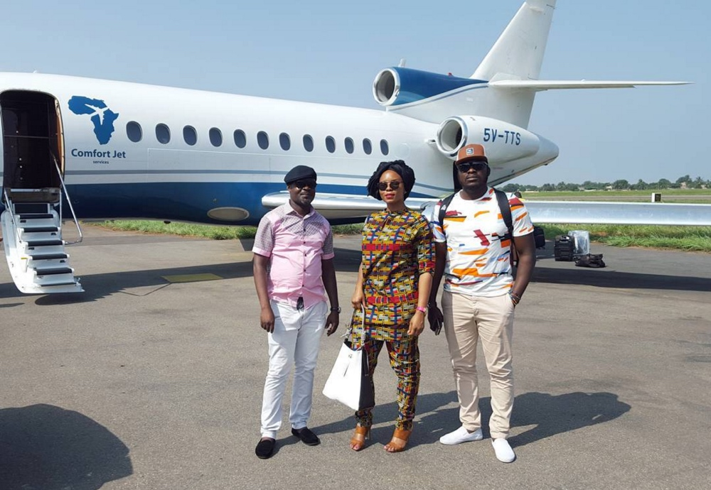 Yemi Alade on Jet_2