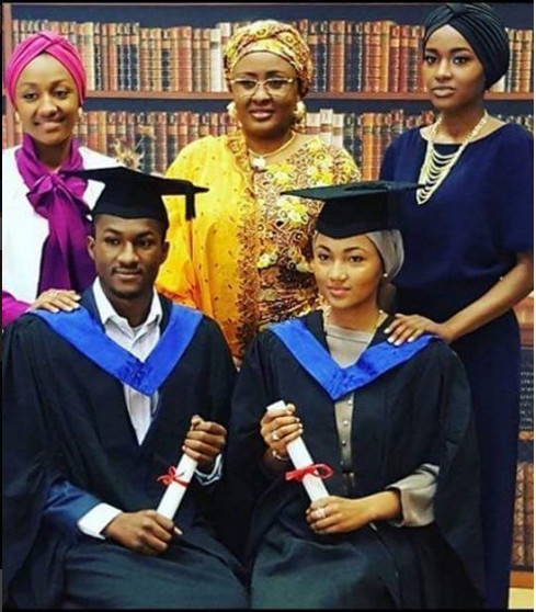 Zahra and Yusuf Graduation5