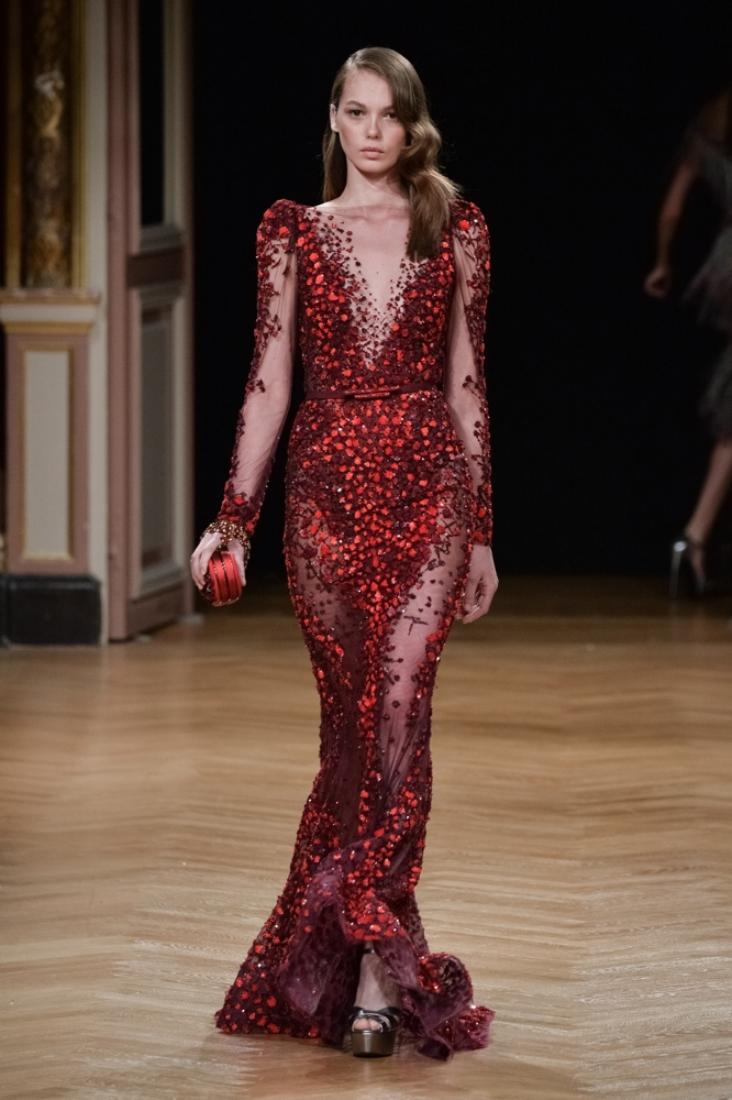 Bn bridal ziad nakad at paris fashion week haute couture for Couture clothing