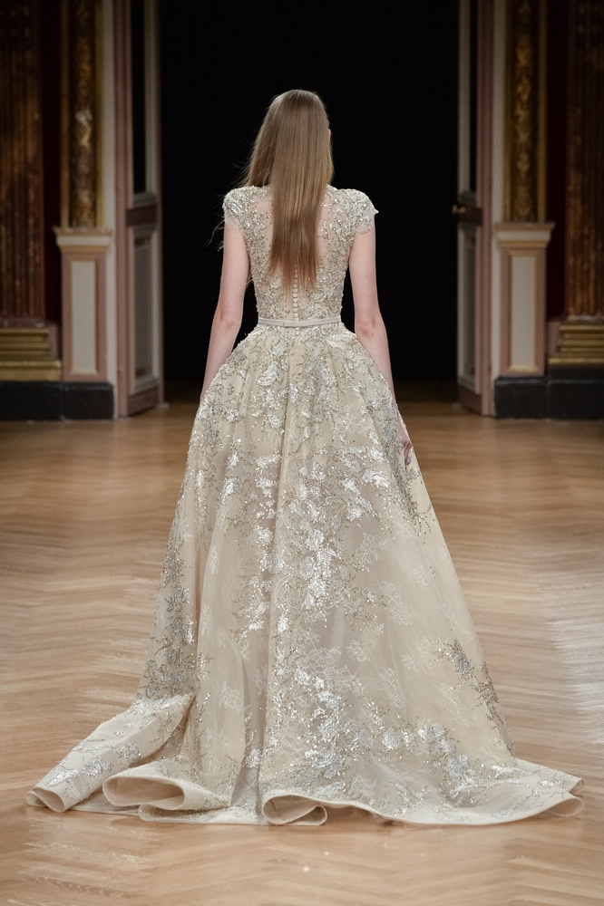 Ziad Nakad : Runway - Paris Fashion Week - Haute Couture Fall/Winter 2016-2017