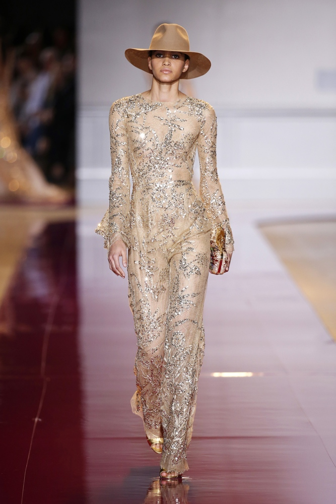 Zuhair Murad : Runway - Paris Fashion Week - Haute Couture Fall/Winter 2016-2017