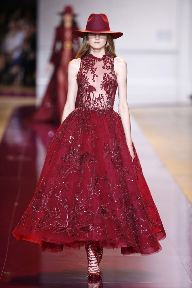 Zuhair murad paris fashion week 85