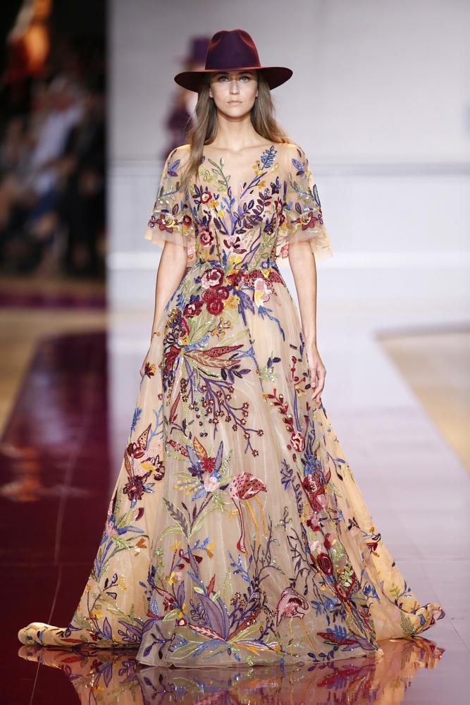 BN Bridal: Zuhair Murad at Paris Fashion Week Haute ...