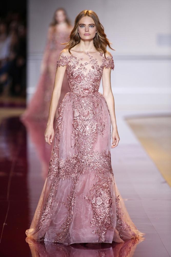 Bn bridal zuhair murad at paris fashion week haute for Haute couture houses 2016