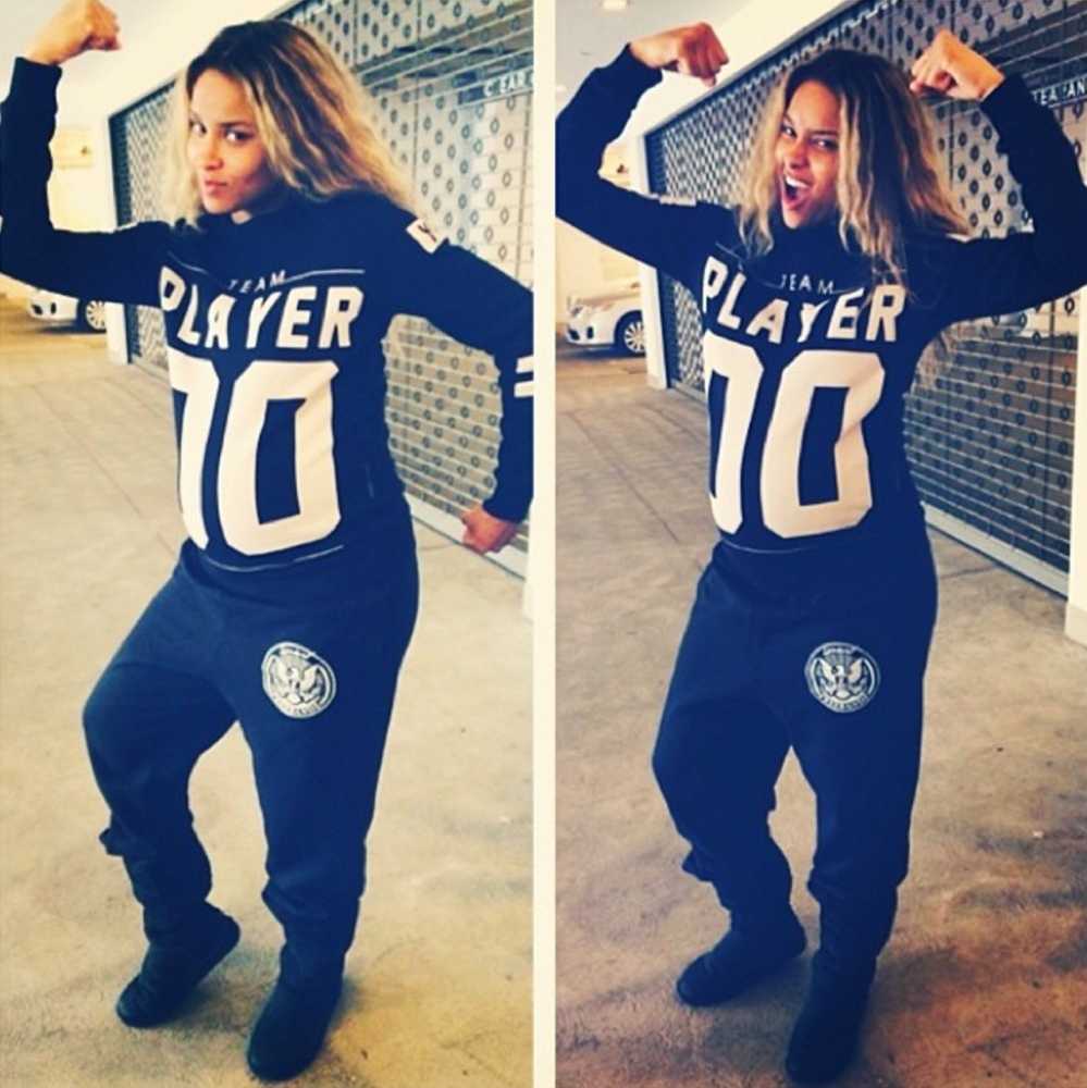 Ciara Tomboy Swag Images Galleries With A Bite